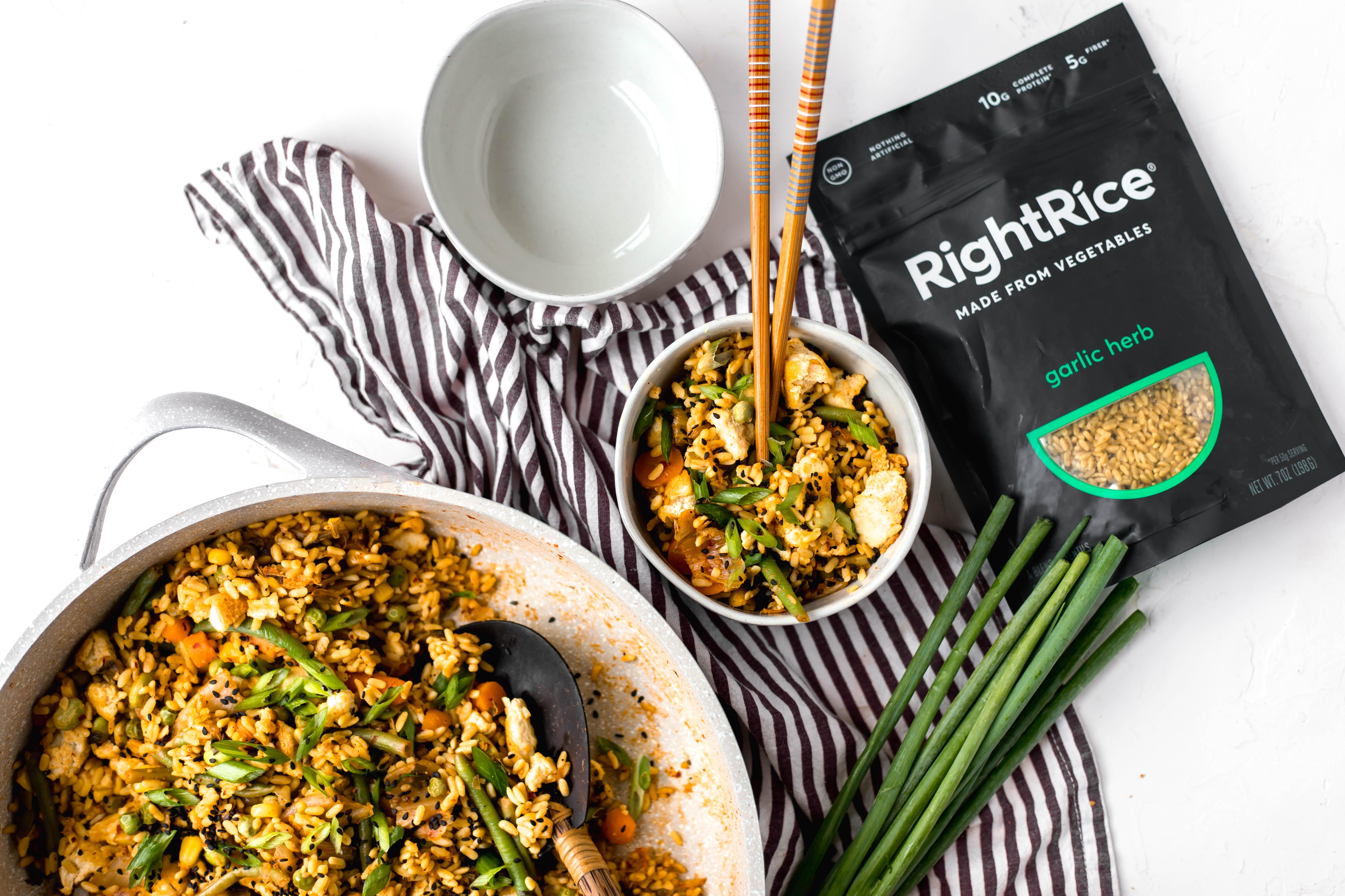 Kimchi Fried Right Rice