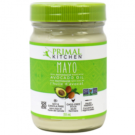 Primal Kitchen Avocado Oil Mayo, 355ml