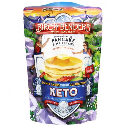 Birch Benders Keto Pancake & Waffle Mix, 283g