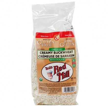 Bob's Red Mill Organic Creamy Buckwheat Hot Cereal, 510g
