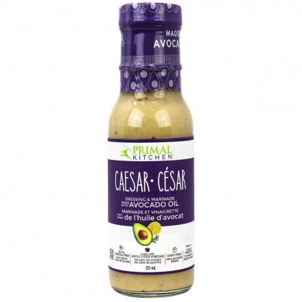 Primal Kitchen Caesar Avocado Oil Dressing & Marinade, 236ml