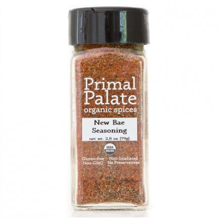 Primal Palate Organic New Bae Seasoning, 79g