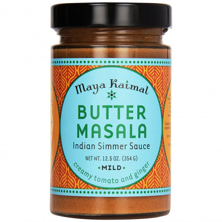 Maya Kaimal Butter Masala Indian Simmer Sauce Mild, 354g