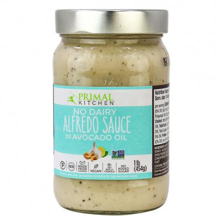 Primal Kitchen No-Dairy Alfredo Sauce, 454g