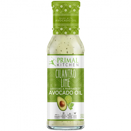Primal Kitchen Cilantro Lime Dressing & Marinade, 237ml