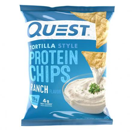 Quest Protein Tortilla Chips Ranch, 32g