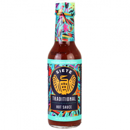 Siete Traditional Hot Sauce, 141g
