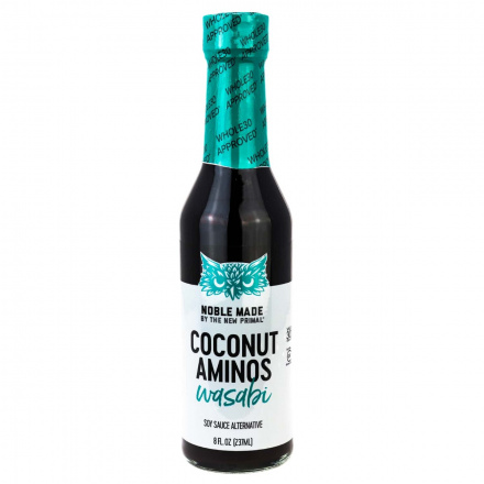 The New Primal Coconut Aminos Wasabi, 237ml