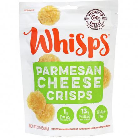 Whisps Parmesan Cheese Crisps, 60g