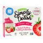 Simply Delish Sugar Free Strawberry Pudding, 48g