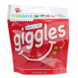 YumEarth Organic Giggles Chewy Candy Bites Fruity, 5 packs