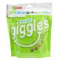 YumEarth Organic Giggles Chewy Candy Bites Sour, 5 packs
