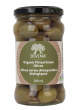 Divina Organic Green Olives Pitted, 150g