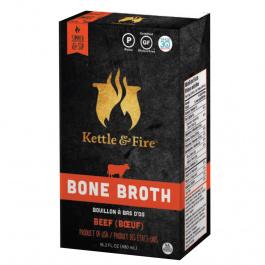 Kettle & Fire Grass-Fed Beef Bone Broth, 480ml