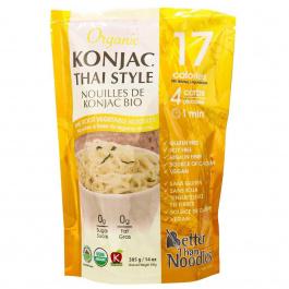 Better Than Noodles Organic Konjac Thai Style Noodles, 385g