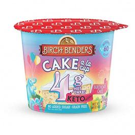 Birch Benders Birthday Cake Keto Cup, 48g