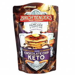 Birch Benders Chocolate Chip Keto Pancake & Waffle Mix, 283g
