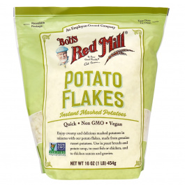 Bob's Red Mill Potato Flakes Instant Mashed Potato, 454g