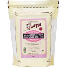 Bob's Red Mill Arrowroot Starch / Flour, 453g