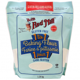 Bob's Red Mill Gluten Free 1-to-1 Baking Flour, 1.24kg