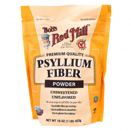 Bob's Red Mill Psyllium Fiber Powder, 453g