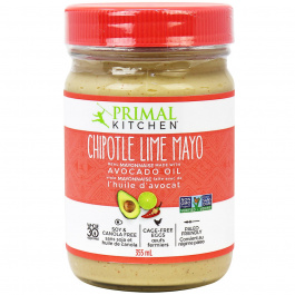 Primal Kitchen Chipotle Lime Mayo with Avocado Oil, 355ml