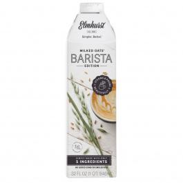 Elmhurst Oat Milk Barista Steamer / Creamer, 946mL