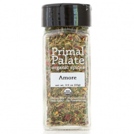 Primal Palate Organic Amore Seasoning, 25g