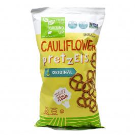 From The Ground UP Original Cauliflower Pretzel Twists, 113g