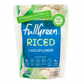 Fullgreen Riced Cauliflower, 200g