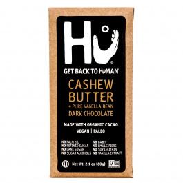 Hu Cashew Butter & Pure Vanilla Bean Chocolate Bar, 60g
