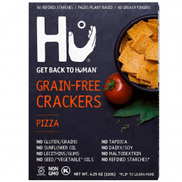 Hu Grain Free Crackers Pizza, 120g