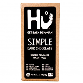 Hu Simple Chocolate Bar, 60g