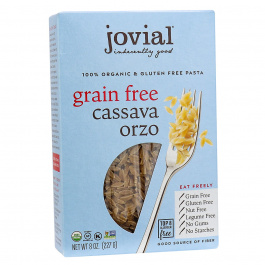 Jovial Organic Grain-Free Cassava Orzo, 227g