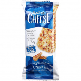 Just The Cheese Grilled Cheese Bar, 22g