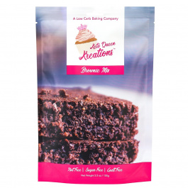 Keto Queen Kreations Brownie Mix, 155g