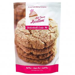 Keto Queen Kreations Snickerdoodle Cookie Mix, 157g