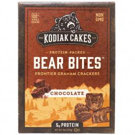 Kodiak Cakes Bear Bites Chocolate Graham Crackers, 255g