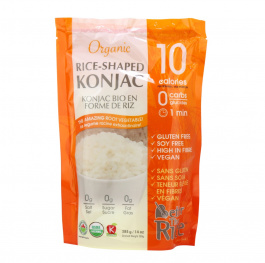 Better Than Foods Organic Konjac Rice, 385g