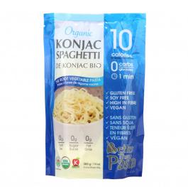 Better Than Foods Organic Konjac Pasta Spaghetti, 385g