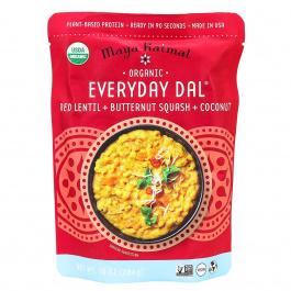 Maya Kaimal Everyday Dal (Red Lentil, Butternut Squash, Coconut), 284g