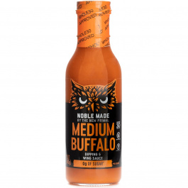 The New Primal Medium Buffalo Dipping & Wing Sauce, 340g