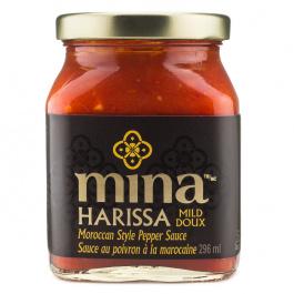 Mina Harissa Moroccan Red Pepper Sauce - Mild, 296ml