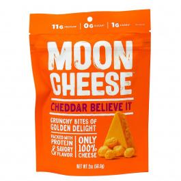 Moon Cheese Cheddar, 56g