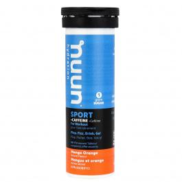 Nuun Sport Electrolyte Supplement Mango Orange, 10 Tablets