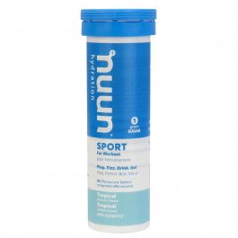 Nuun Sport Electrolyte Supplement Tropical, 10 Tablets