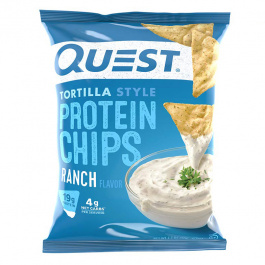 Quest Protein Tortilla Chips Ranch, 32g