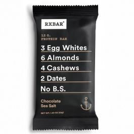 RX Bar Chocolate Sea Salt, 52g