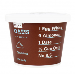RX A.M. Oats Chocolate, 62g