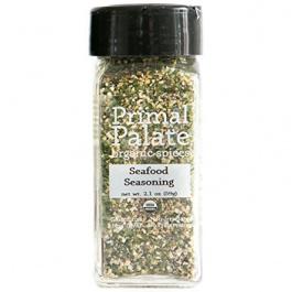 Primal Palate Organic Seafood Seasoning, 56g